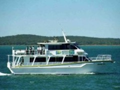 Our Luxury Catamaran Cruiser