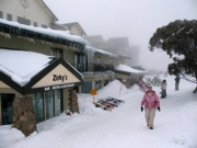 More snow than Switzerland